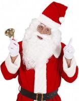 Weihnachtsmann Nikolaus Bart