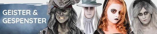 Geister und Gespenster Kostüme & Zubehör