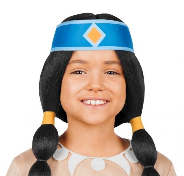 Regenbogen Kinder Indianerstirnband
