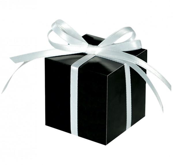 100 Schwarze Geschenkboxen Tiffany 1