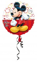 Folienballon Mickey Mouse Portrait