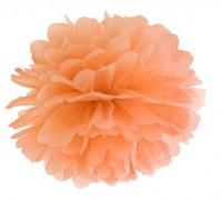 Pompon Romy orange 35cm