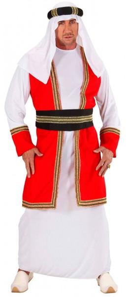 Prinz Abudi Arabische Emirate Herrenkostüm