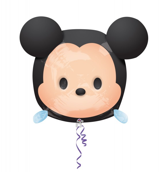 Folienballon Tsum Tsum Mickey Mouse