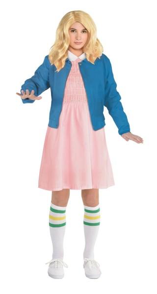 Strange girl costume for teenagers