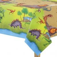 Dino Abenteuer Tischdecke 2,13 x 1,37m