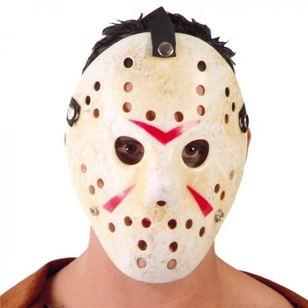 Maska hokejowa Serial Killer dla mężczyzn