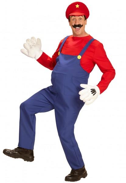 Klempner Super Bobby Kostüm