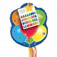 Personalisierte Ballon Pinata 54cm