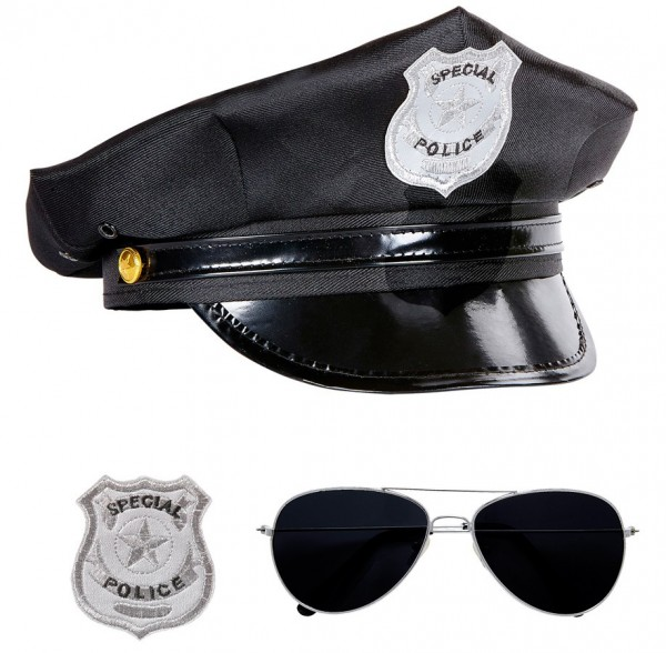 Polizei Professional-Set 3-teilig