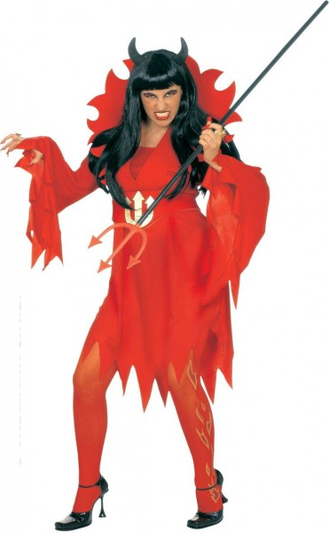 Costume diavolo XXL donna