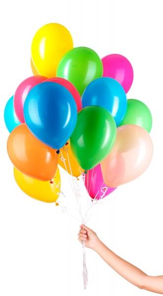 Buntes Luftballon Partypack 1