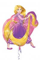 Folienballon Prinzessin Rapunzel Figur