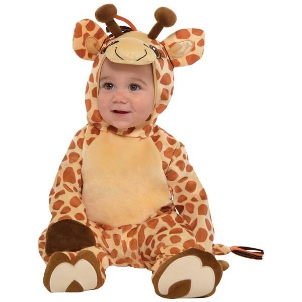 Niedliches Giraffen Kostüm für Babys