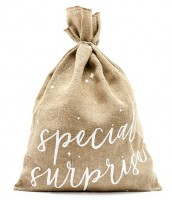 Special Surprise Jute Sack 40 x 55cm