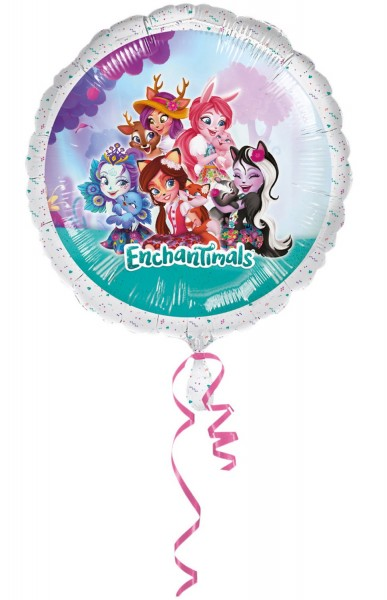 Enchantimals Tierliebe Folienballon 43cm