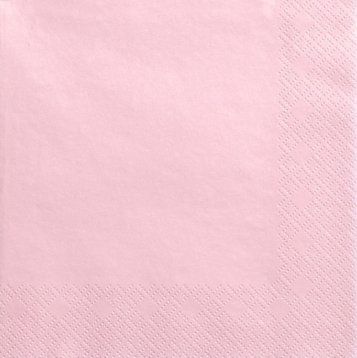 20 serviettes Scarlett altosa 33cm