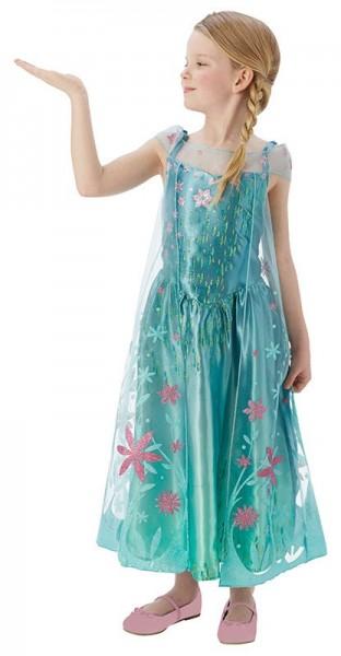 Prinzessin Elsa Eiszauber Kleid
