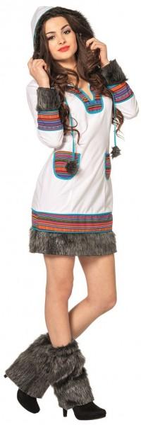 Inuit Damenkostüm Tamina