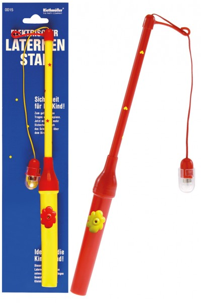 Electric lantern stick Starshine 30cm