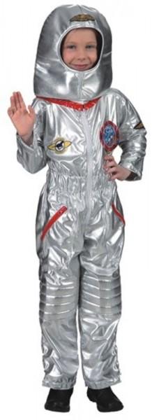 Kleiner Raumfahrer Lucas Kinder Kostüm