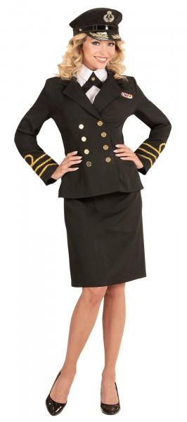 Captain Nina Navy Damenkostüm