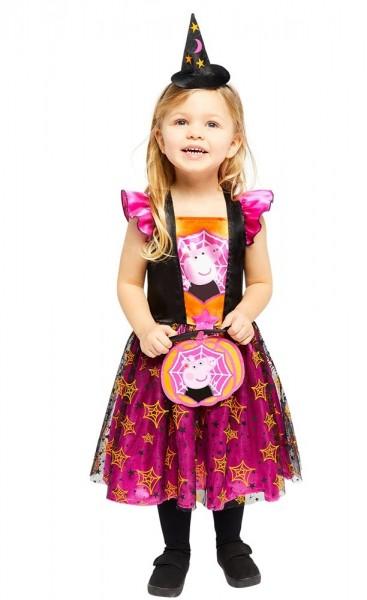 Peppa Pig Hexen Kostüm für Kinder