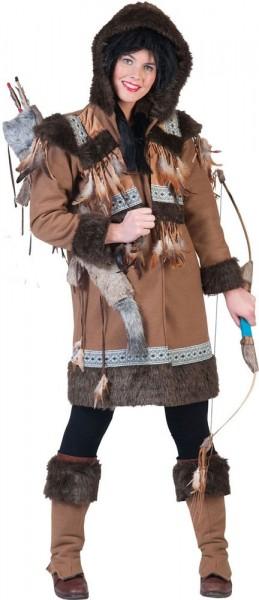 Inuit Damenkostüm Andrea