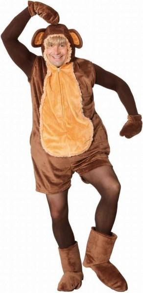 Gekke aap kostuum