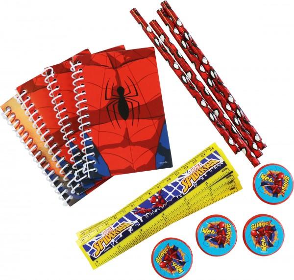 Stationery set Spider Set 16 pieces