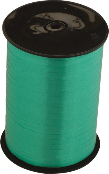 500m gift ribbon Lucca emerald green