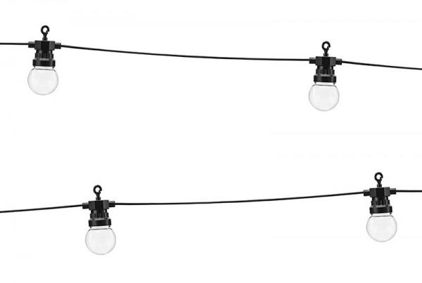 LED Lichterkette Retrolook 5m