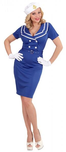 Matrosin Blueberry Kostüm Für Damen