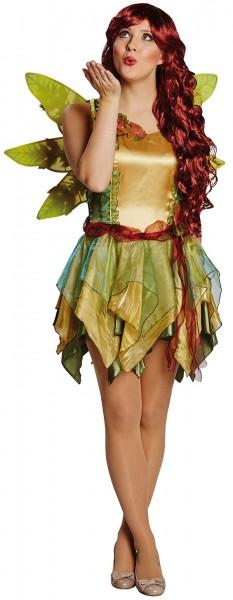 Disfraz de hada del bosque de Welda para mujer