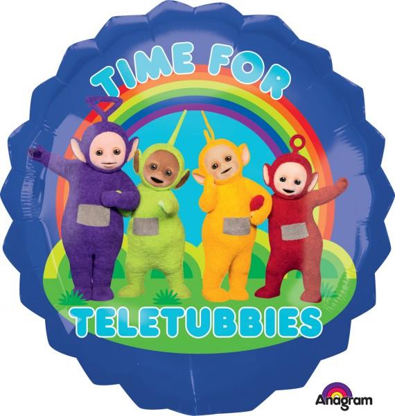 Folienballon Time for Teletubbies