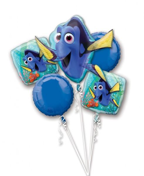 Ballon Set Findet Dorie Unterwasserparty