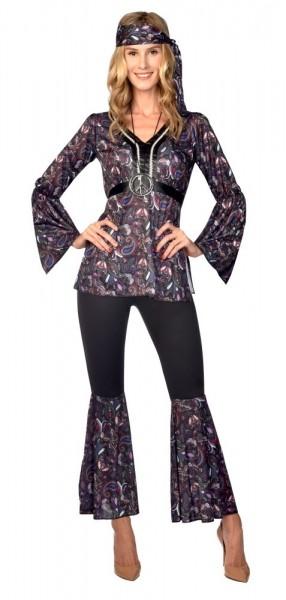 Hippie Girl Lara Ladies Costume