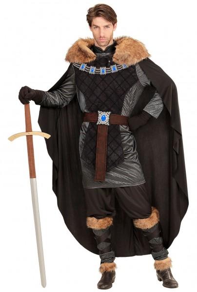 Costume principe nordico vichingo