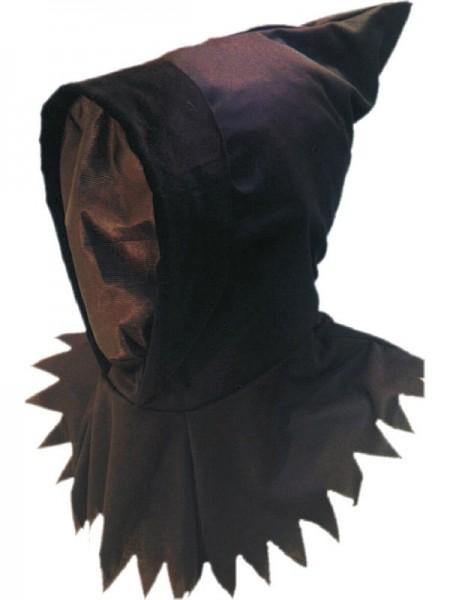 Gespenstische Kaputzenmaske