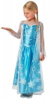 Elsa Frozen Kleid Kinderkostüm
