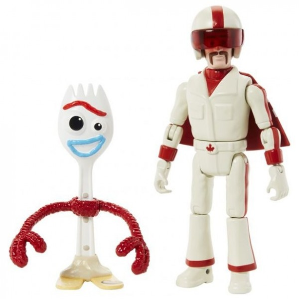 Toy Story 4 Forky und Duke Caboom Actionfigur 18cm
