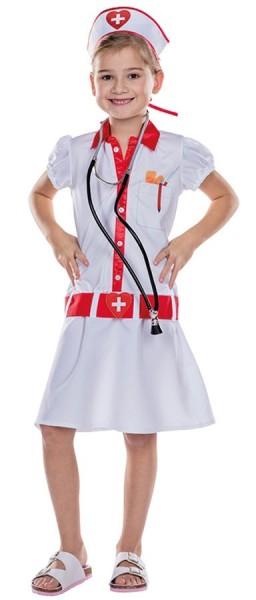 Krankenschwester Kiandra Kinderkostüm