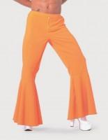 Ascot Schlaghose für Herren in Orange