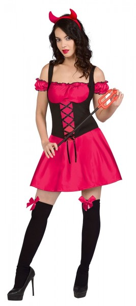 Costume da diavolessa sexy da donna