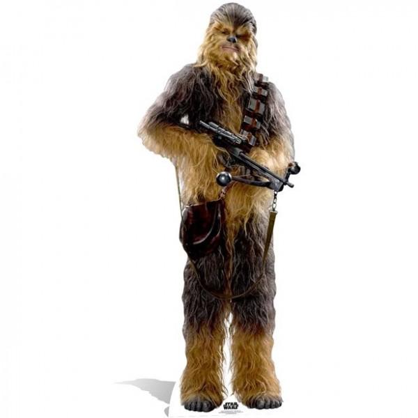 Star Wars Chewbacca Aufsteller 1,93m
