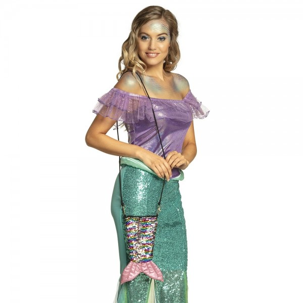 Wendepailletten Tasche Sweet Mermaid
