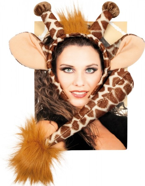 Giraffen Set 2-Teilig Für Damen