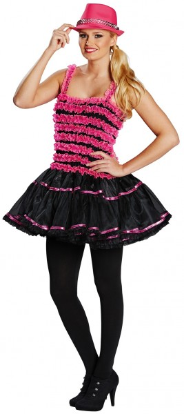Glamour Party Girl Kostüm