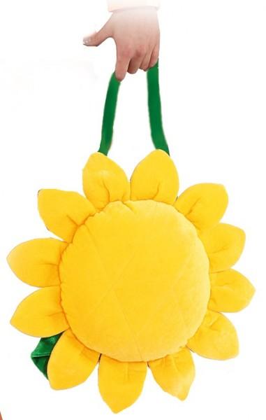 Sonnenblumen Flower Power Handtasche
