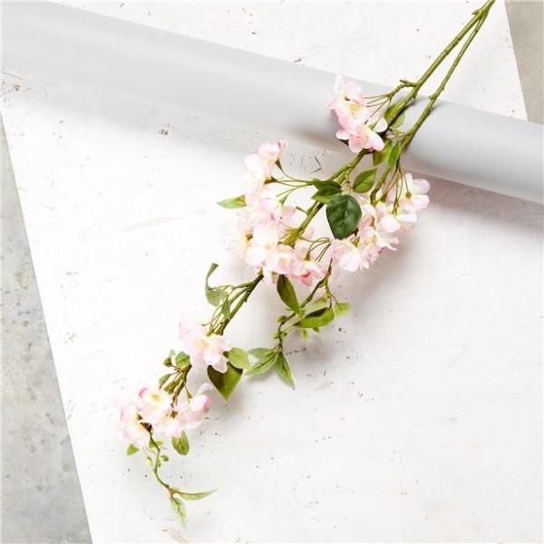 Rosa Kirschblüten Blumendeko 1,3m